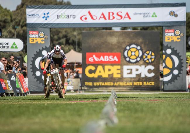 Fotogalerie: Cape Epic 2015 - prolog