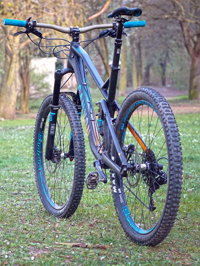 Canyon Strive 7.0 Race