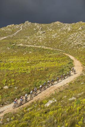 Trať Cape Epic 2015 vede krásnou krajinou