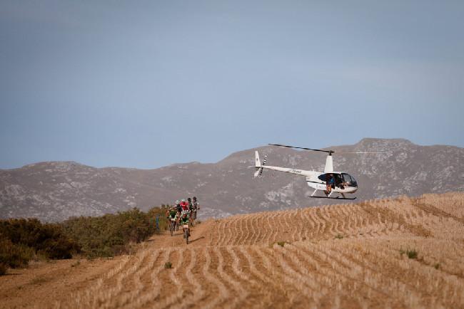 Všudypřítomné vrtulníky