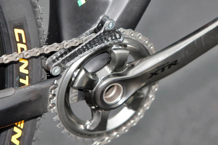 BMC TE01 Juliana Absalona - karbonové vodítko od BMC