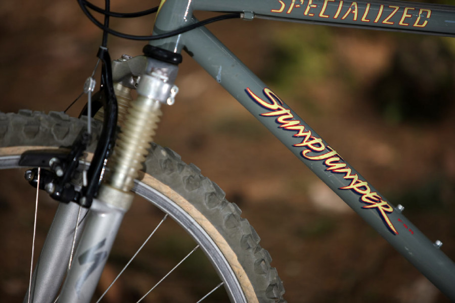 Specialized Stumpjumper FSR 1994