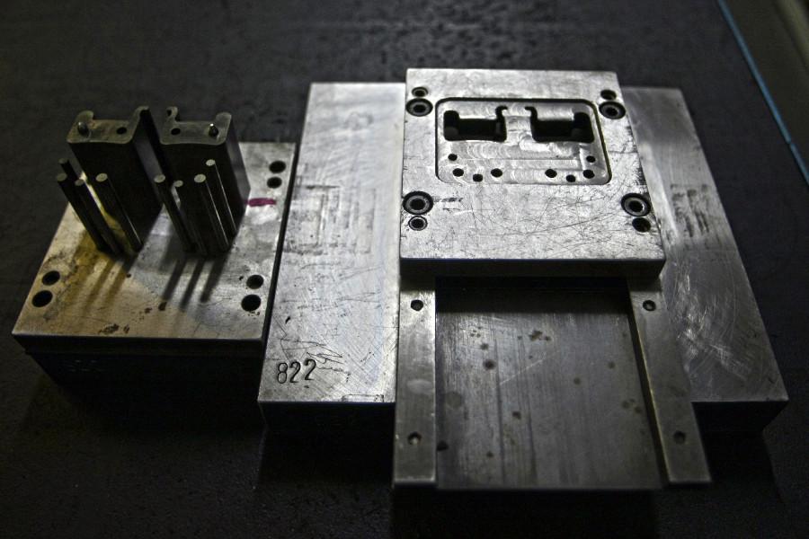 Na návštěvě v Goldfren - lisovací matrice pro výrobu kovových částí destiček