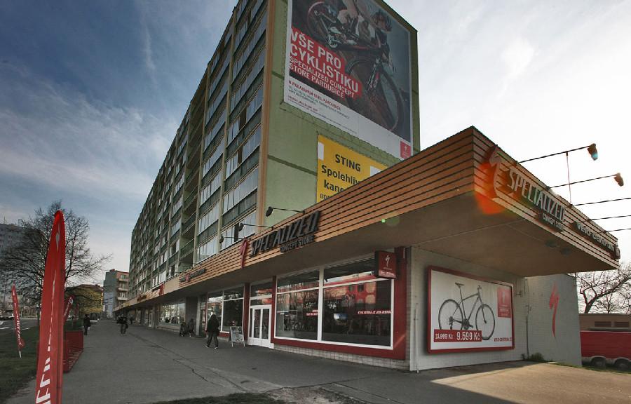 Velo Centrum Pardubice - slavnostní otevření