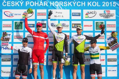 Český pohár XCO #2 - Praha