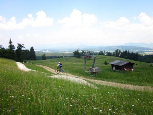 Flow Country Trail Petzen