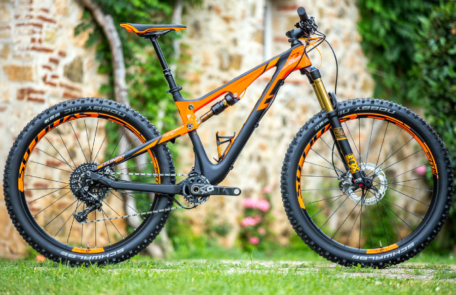 Scott Genius 700 Plus 2016