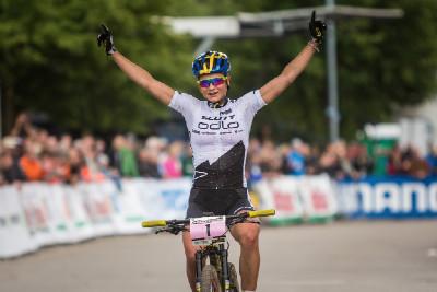 Jenny Rissveds vyhrává i druhý závod v kategorii U23