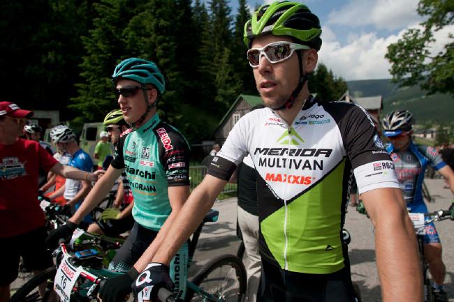 Thomas Litscher přijel do Pece jako velký favorit, ale zvítězit nedokázal