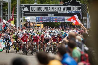 Světový pohár MTB XC #2 2015 - Albstadt