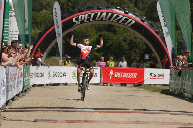 Drásal 2015 - Jan Jobánek vítězí na trase 175 km
