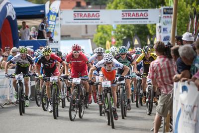 Mistrovství ČR MTB XCO 2015 - Kutná Hora