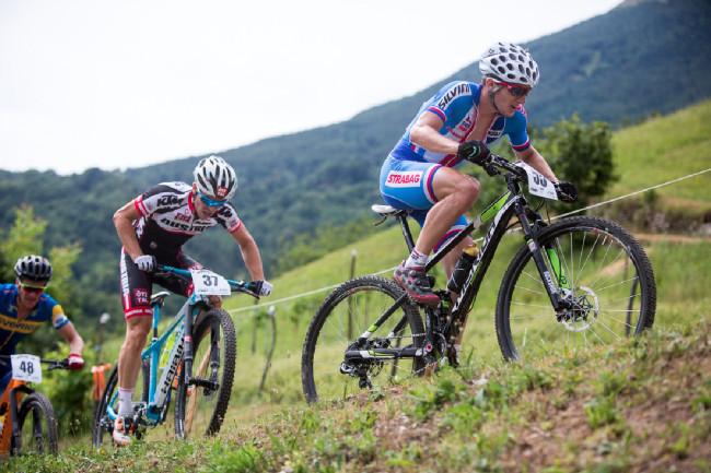 Mistrovství Evropy XCO 2015, Alpago - Tomáš Paprstka