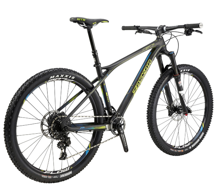 GT 2016 - Zaskar karbon