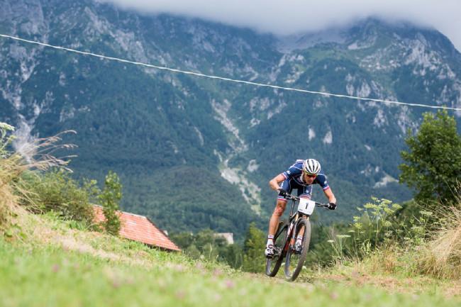 Mistrovství Evropy XCO 2015, Alpago - Julien Absalon