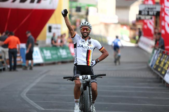 Manuel Fumic převezl Německu titul mistrů Evropy 2015