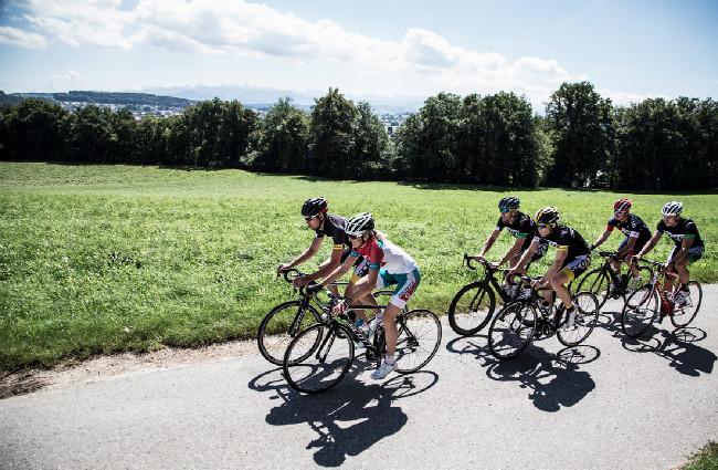 Luch Ride se svými kolegy