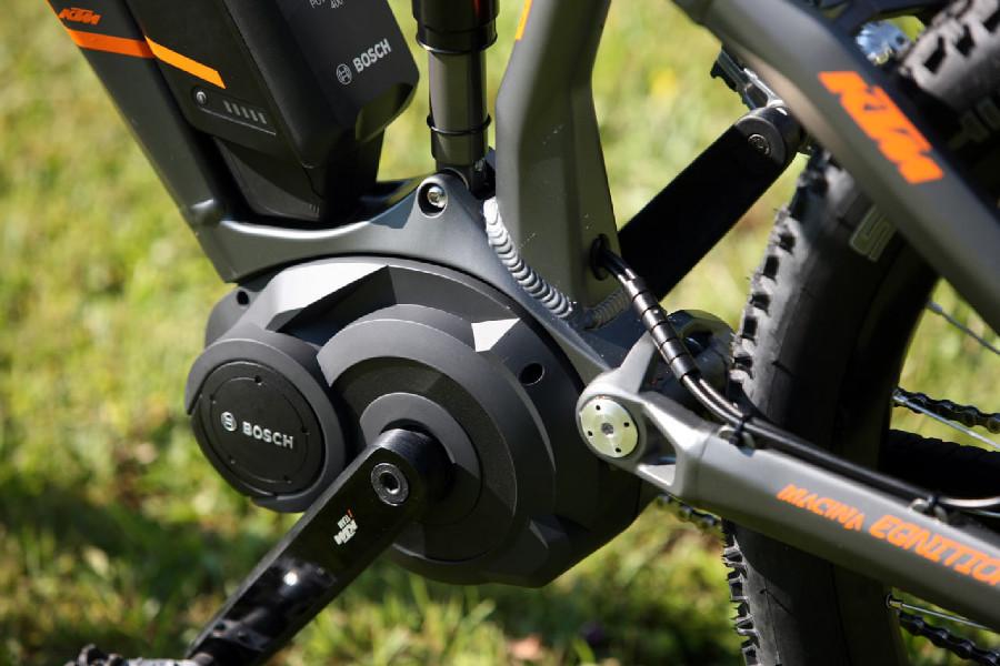 KTM Egnition GPS+ 45