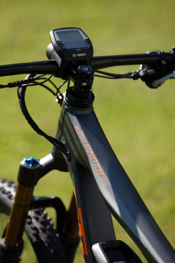 KTM Egnition GPS+ 45