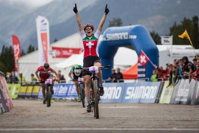 LInda Indergand vyhrává sprint žen
