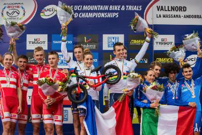 Mistrovství světa MTB 2015: eliminator & štafety
