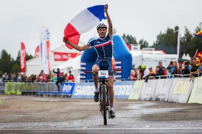 Francie vítězí
