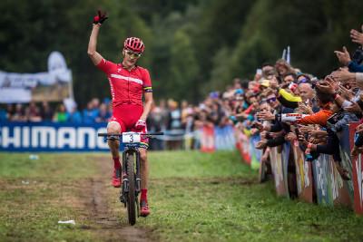 Jaroslav Kulhavý si dojíždí pro 3. místo ve SP