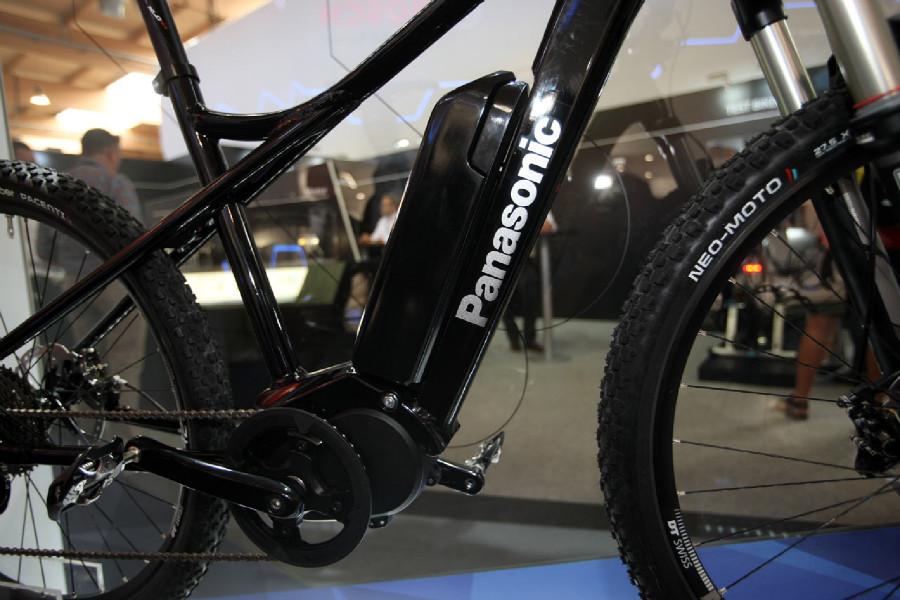 E-biky na Eurobike 2015