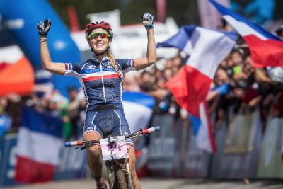 Pauline Ferrand Prevot mistryní světa i na horském kole