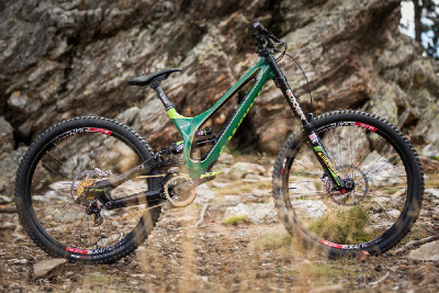 Specialized S-Works Demo8 Troye Brosnana