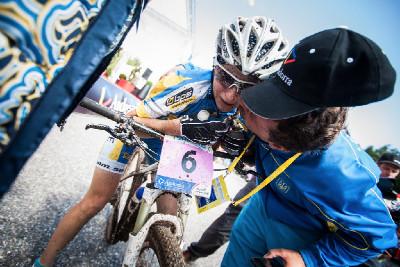 bronzová radost v ukrajinském týmu