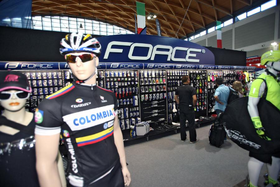 Eurobike pelmel 2016