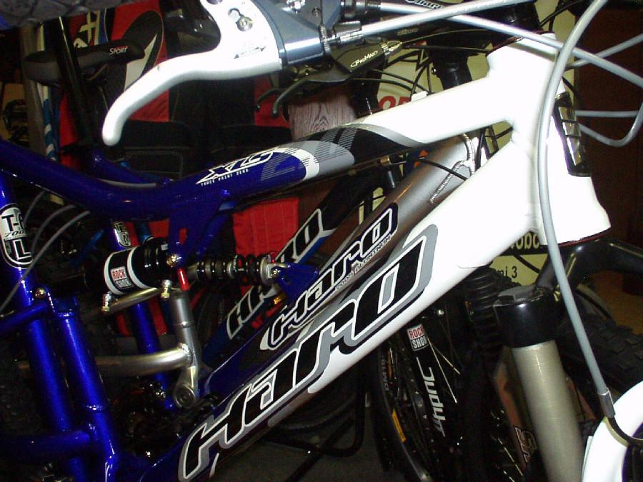 Bike Vysočina 2001 - Žďár nad Sázavou