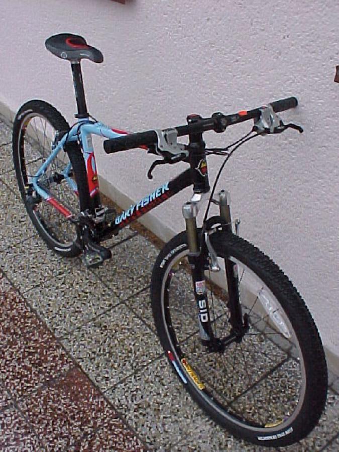 Bike Vysočina 1999 - hotel Sázava