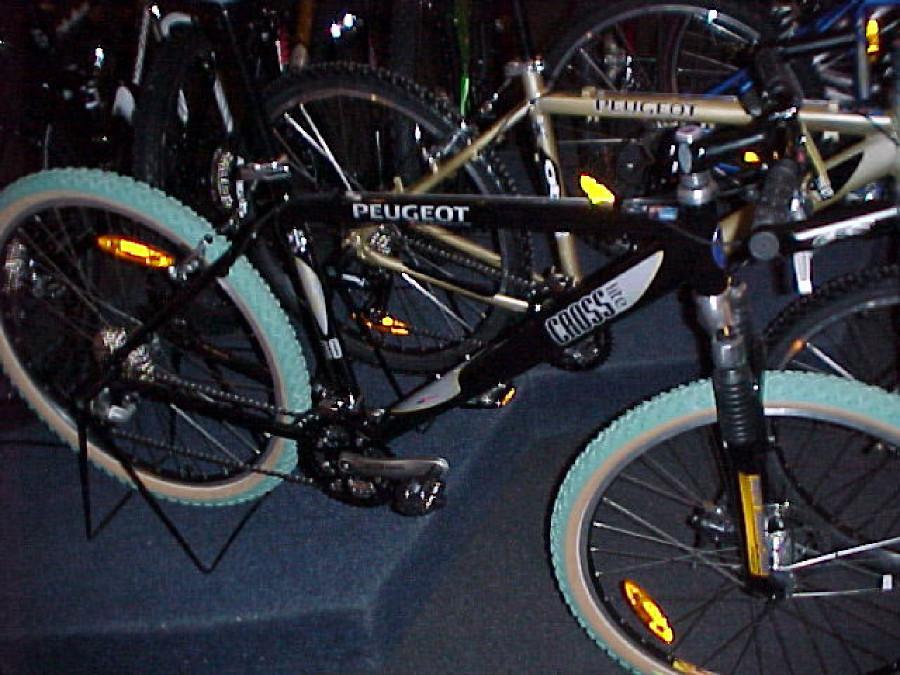 Bike Vysočina 2000 - Žďár nad Sázavou