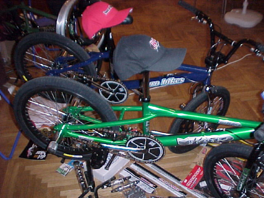 Fotogalerie: Bike Vysočina 2000