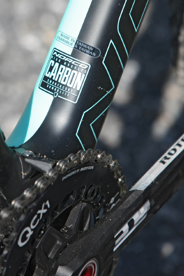 Norco Treshold SL Force CX1