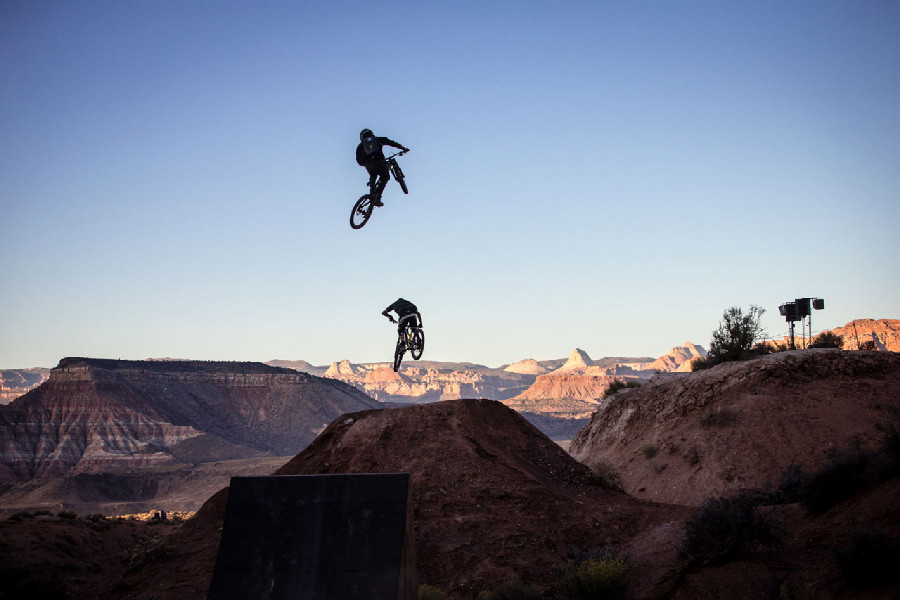 Red Bull Rampage 2015