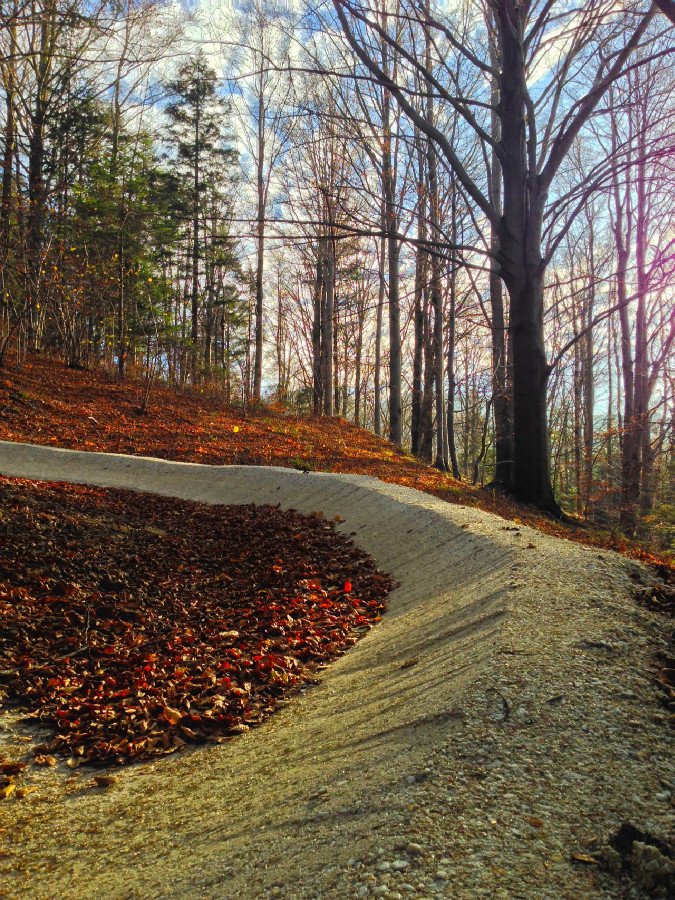 Rychleby - podzim 2015 - Traily Lipová