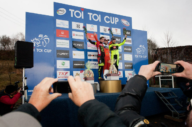 Toi Toi Cup 2015 - Holé Vrchy