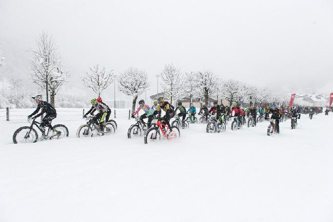 Fotogalerie: Snow Bike Festival 2016