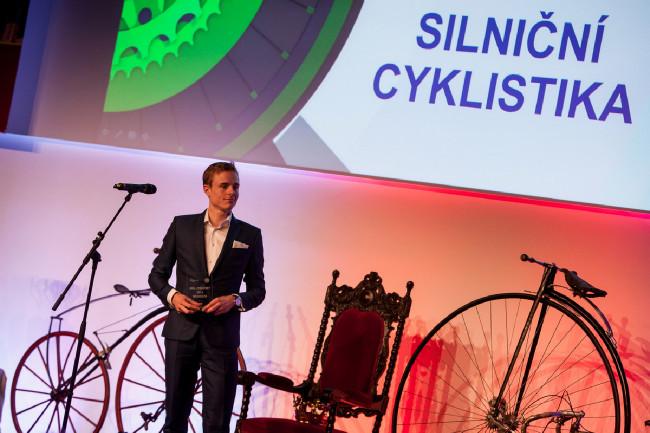 Král cyklistiky 2015 - Petr Vakoč