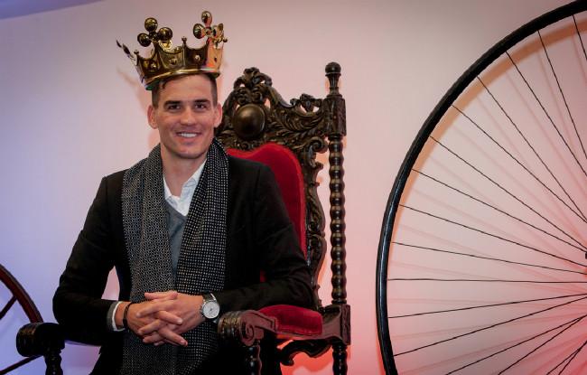 Král cyklistiky 2015 - Zdeněk Štybar