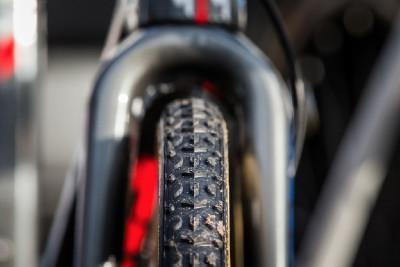MČR cyklokros 2016: vzorek na rychlý a zledovaťelý povrch