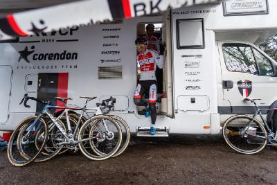 "MČR cyklokros 2016: ""Belgičani"" jdou na to"