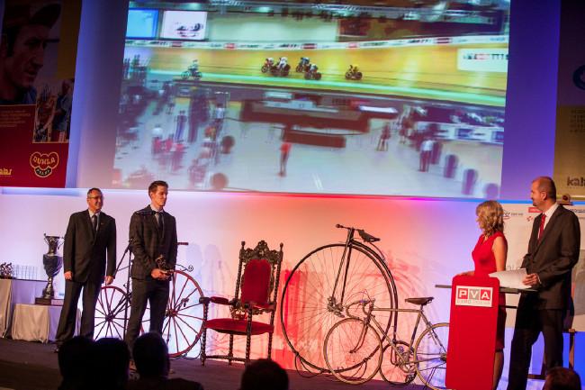 Král cyklistiky 2015 - na dráze dominoval mistr Evropy Pavel Kelemen