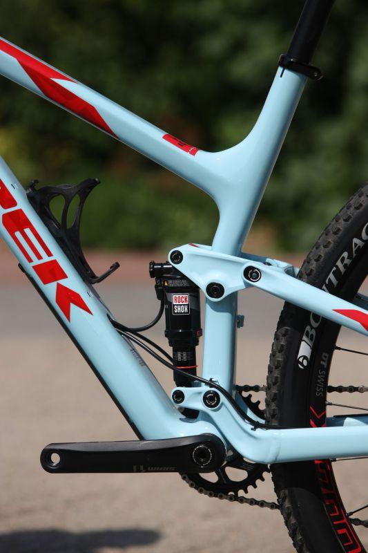 Trek Top Fuel SL 9.8