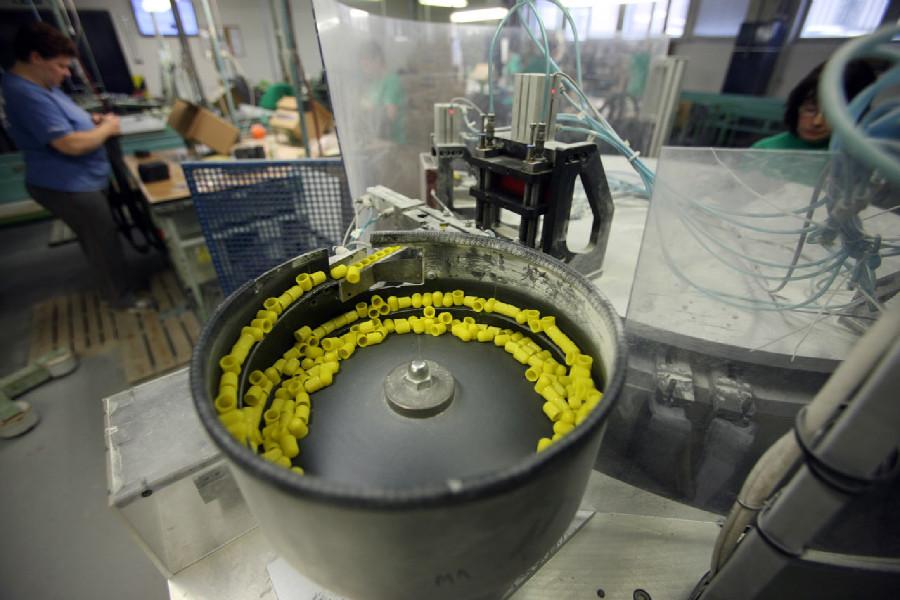 Mitas veloduše - kompletace čepiček