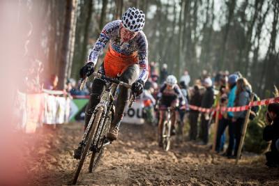 MČR cyklokros 2016: Jan Nesvadba v novém dresu