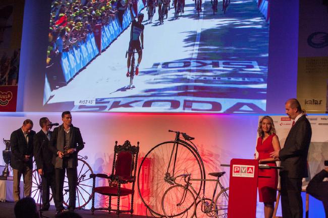 Král cyklistiky 2015 - Vzpomínka na Le Havre